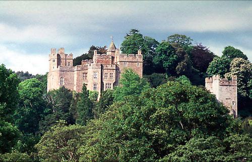 Dunster_Castle